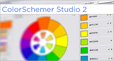 ColorSchemer Studio 2のキャプチャ