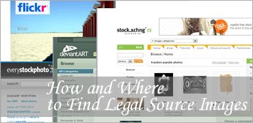 How and Where to Find Legal Source Images
