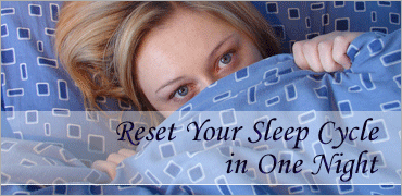 Reset Your Sleep Cycle in One Night