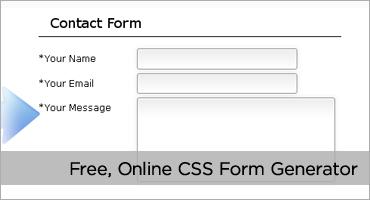 CSS3を使用した美しいフォームが簡単に作成できる -FAARY | コリス