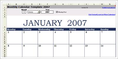 カレンダー todoリスト ガントチャートなどのpdf エクセルの無料