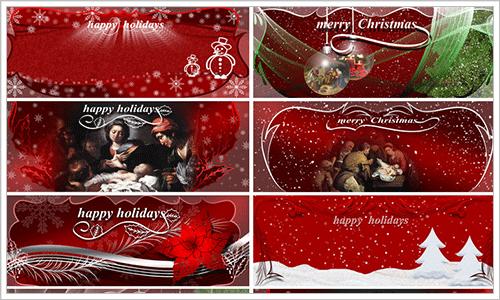 クリスマス用のかわいい柄のテクスチャパターン素材のまとめ コリス