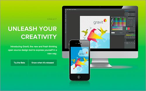 Mac, Win, Linux対応、Illustratorのようにベクターでイラスト・デザインができる無料のドロー系ソフト、期待上げ! -Gravit
