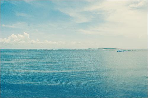 Vintage Ocean Photo 1
