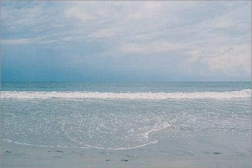 Vintage Ocean Photo 2