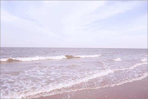 Vintage Ocean Photo 3