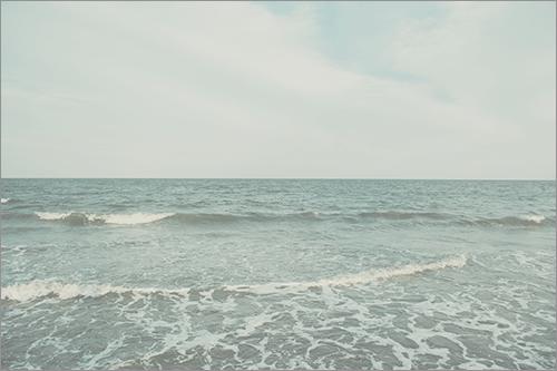 Vintage Ocean Photo 4