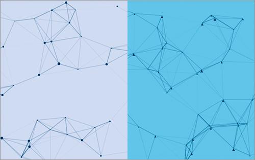 [JS]ページの背景に、美しい幾何学状のアニメーションを簡単に実装できる超軽量スクリプト