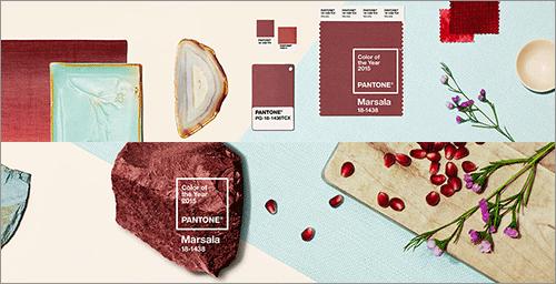 Marsalaのイメージボード