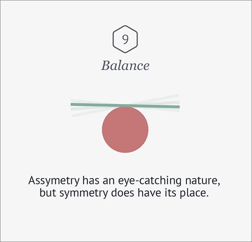 Balance -バランス