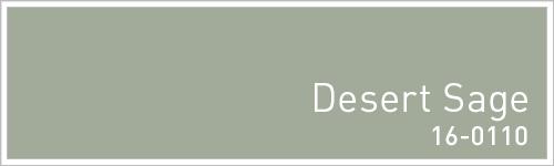 Pantone 2015年秋のトレンドカラー: Desert Sage