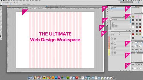 Webデザイナー向けワークスペース