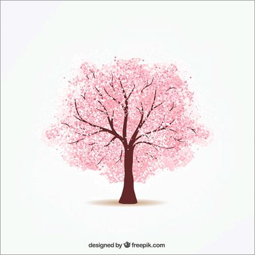 商用利用無料桜のイラストやパターンのフリー素材のまとめ コリス