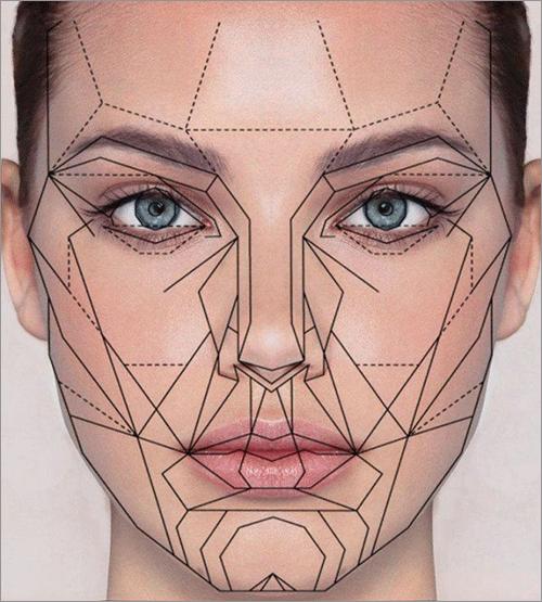 顔の数学的な比率