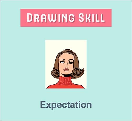 グラフィックデザイナーの期待