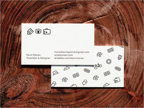 名刺・ビジネスカードのキャプチャ