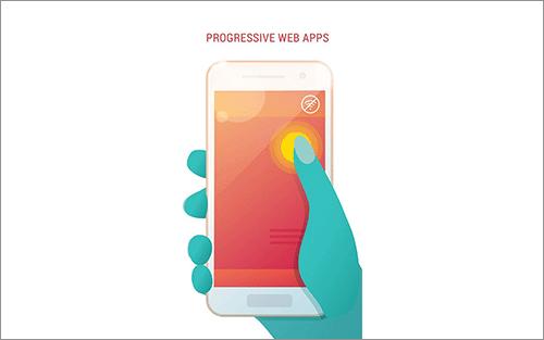 プログレッシブWebアプリ