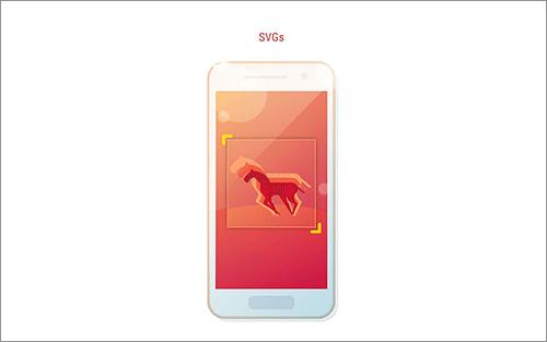 SVGの更なる進化