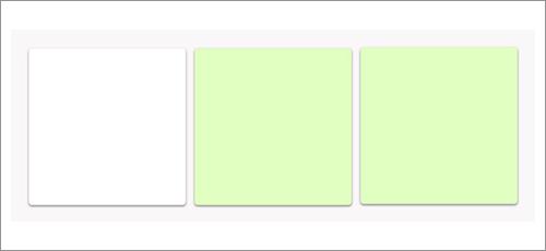 隣接セレクタでスタイルが適用される要素