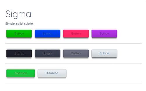シンプルなHTMLで実装するボタン