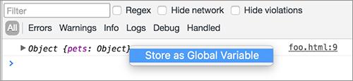 グローバル変数として格納