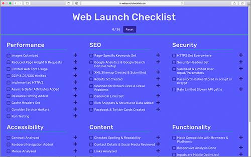 ひと昔前といろいろ違う webサイトを公開した時に確認しておきたい項目