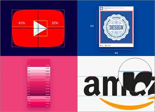 デザインは奥が深い!目の錯覚を効果的に使ったUI、ロゴ、イラスト、文字組みのデザインテクニック