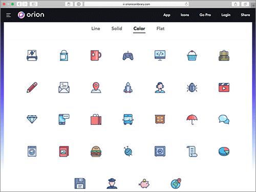 無料で利用できるフリーのアイコンを探す時に、ブックマークしておきたいアイコンサイトのまとめ