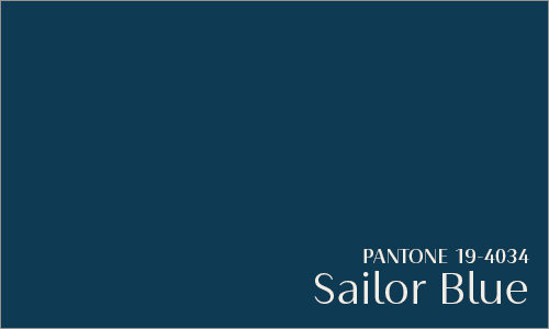 Sailor Blue