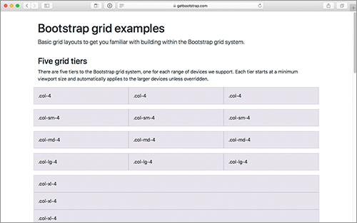 新しくなったbootstrap 4の基本テンプレート ナビゲーション