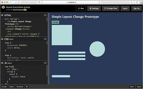 Vue jsとNuxt jsを使用して、Webページのページ遷移に気持ちいい
