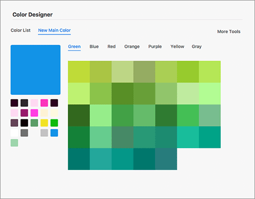 Color Designer for Adobe XD