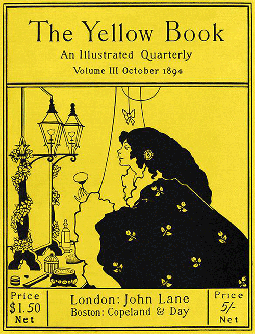 The Yellow Book, Vol. 3—Cover