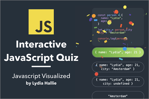 Interactive JavaScript Quiz