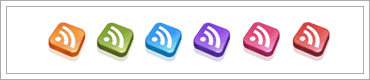 Free RSS Feed Icons
