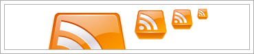 3D RSS Feeds Icon