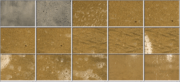 Textures: Wet Sand Part 2のサンプル