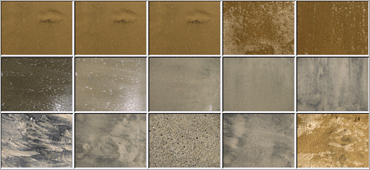 Textures: Wet Sand Part 1のサンプル