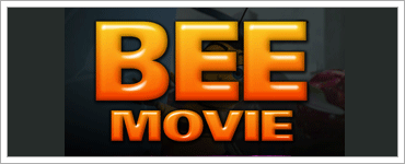 Bee Movie Text Effectのクリップ