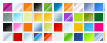 Ultimate Web 2.0 Gradients v3.0 Releaseのクリップ