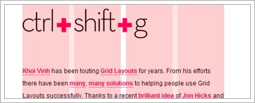 ctrl+shift+G -Grid Layoutのキャプチャ