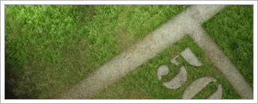 Create an Awesome Grass Texture in Photoshopのキャプチャ