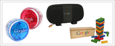 The coolest and strangest Google merchandizeのキャプチャ