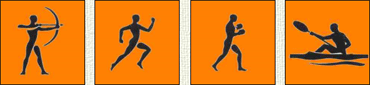 Olympic Games Pictograms 1996 Atlantaのキャプチャ