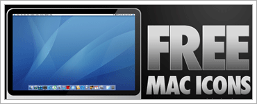 50+ Free High Quality iMac, Macbook Icon Setsのキャプチャ