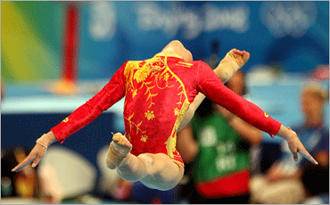 Olympic Pictures of the Day, Aug. 13からのピックアップ