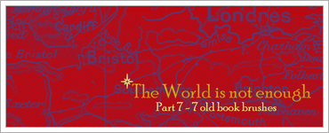 The world is not enough part 7のブラシで作成したイメージ
