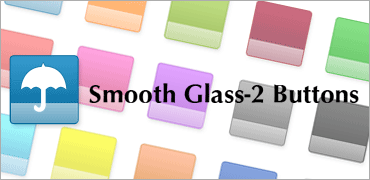 Smooth Glass Buttons 2のキャプチャ