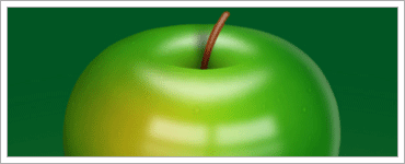 How to Create a Delicious Green Apple Illustrationのキャプチャ