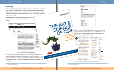 The Art & Science of CSSのキャプチャ